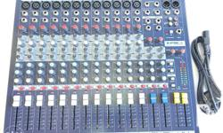 Brand New Soundcraft EPM12CH Audio Mixer SRP PHP 21800