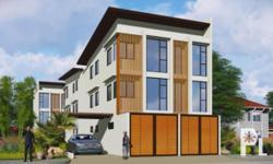 Brand New 3 Storeys Townhomes Commercial / Residential