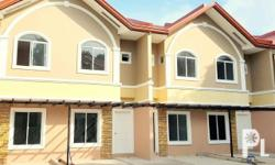 4 bedroom Townhouse for Sale in Antipolo City A home