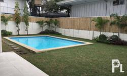spacious house with pool for rent in san lorenzo