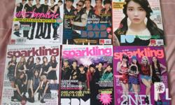 2nd hand but not abused.. 100 each magazine sf not yet
