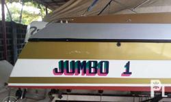Specifications of Jumbo speed boat Before Price :