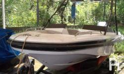 Asiacraft 19ft - Bow Rider with Ski/Wakeboard Tower -