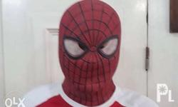 Brand new Best spiderman mask ever Soft latex Ready