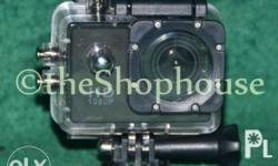 Facebook page : The Shophouse SPORTS CAM Brand New Full
