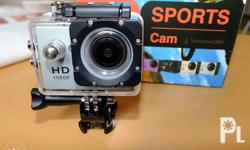 With Wifi Sports Camera also available. You may also