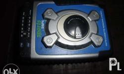 sports GPX cassette walkman with am fm 1k only meet at
