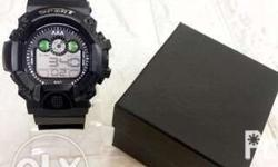 Great for gifts Sports Watch with free box