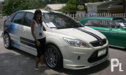 Gawin: Ford Modelo: Focus Mileage: 29,000 Kms Taon: