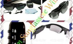 Spy sunglass with mp3 Hd 1080p resolution cam
