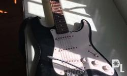Squier Bullet Strat. RFS: Not being used anymore just