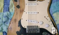 Good day selling my preloved squier strat relic Legit