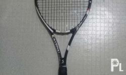 srixon racket made by dunlop.90% good condition.head