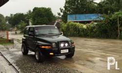 Ssangyong korando Diesel 5 speed Manual transmission