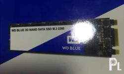 M.2 SSD 500gb western digital Brand new never been