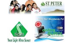 St. Peter - ONLINE APPLICATIONS 1.Get Life Plan: