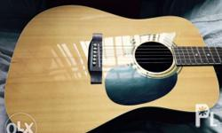 Stafford & co acoustic guitar Martin d28 copy