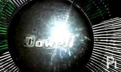 Stand fan electric fan Dowell In good conditions Rush