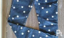 � Star printed denim jeans from H&M � I bought this