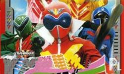 STAR RANGERS and SENTAI FANS! Get to own your favorite
