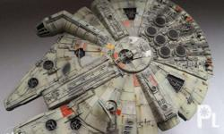 This model kit is Bandai 1/144 scale STAR WARS
