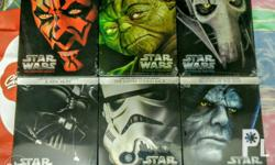 Limited Edition Collectible Blu-ray Steelbooks.