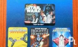 I am selling/trade my Star Wars 4 Classic games voucher