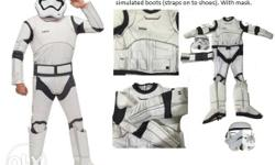 STAR WARS inspired costumes and masks for Halloween,