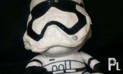 Pic 1: Storm Trooper (11 inches) - Php 500 Pic 2-3: