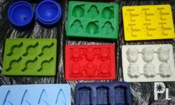LOTS of CHARACTER MOLDS on our FB page. As we cannot