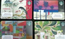 For sale: Starbucks Cards Intact Pin: Wave Minicard -