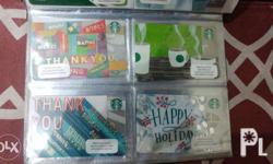 Starbucks Card Collection Pin Intact No Load Manila -