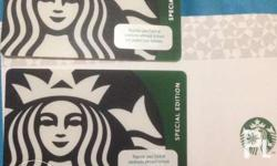 Starbucks Card Special Edition