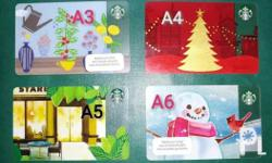 Php 40.00 each card *With slight markings at the back