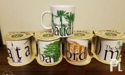 1,500 per mug Never used and just displayed. Part of a