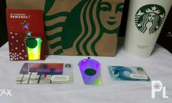 LIMITED edition Starbucks 2016 Summer cards All are