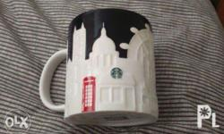 New starbucks mug collection..from london ... ....