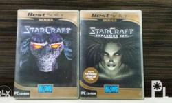 Starcraft Complete Edition *Includes: - Starcraft