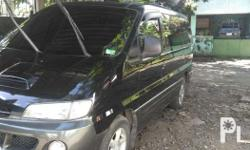 Automatic transmission D4bh engine Good condition No