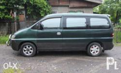 Fuel efficient Diesel engine Cold dual aircon front and