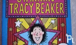 Jacqueline Wilson Book 2nd hand Starring Tracy Beaker