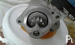 Brand new ,Heavy duty starter motor. This is actually