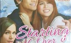 Starting Over Again Starring Piolo Pascual, Toni