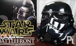 STARWARS Shadow Stormtrooper black series By Hasbro