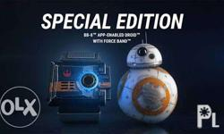 Starwars SPHERO BB-8 special edition (battle damage).