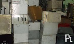 ASSORTED STEEL FILE AND STORAGE CABINET - Assorted Used