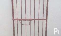 Selling my Used Steel Gate for Single Access. Excellent