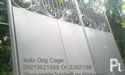 Steel Gate made to Order Iloilo City 09213621568 or