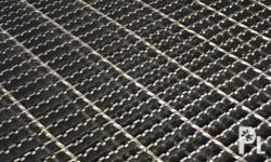 AMPAC WELDED STEEL GRATES , we can fabricate large