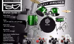 Brand New Steely Drumsets On Sale Contact Number On